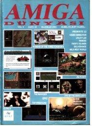 Amiga Dunyasi - Sayi 25 (Haziran 1992).pdf - Retro Dergi