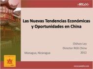 Las Nuevas Tendencias Económicas y Oportunidades en China - CEI