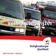 Editie Deventer - Veiligheidsregio IJsselland