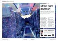 Seating, Flooring and Interiors - RouteOne Magazine