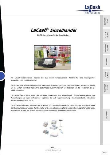 LaCash® - Kalisch Computer & Kassensysteme GmbH