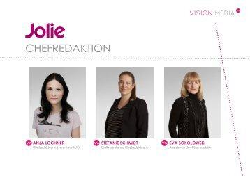 CHEFREDAKTION - Vision Media GmbH