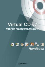 Virtual CD v7 - Network Management Server - H+H Software GmbH