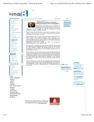 Globalisierung verstehen und gestalten - Global Marshall Plan