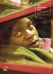 The Destitution Trap Refugee Action report - Amnesty International
