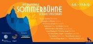 Programm der Sommerbühne 2012 (PDF; 3,4 MB; öffnet ... - Wolfsburg