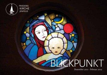 BLICKPUNKT - Friedenskirche Hamburg Jenfeld