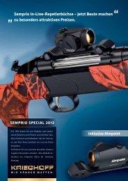 Semprio Special 2012 - Krieghoff