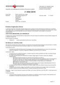 VKF Brandschutzanwendung Nr. 22216 - Wicona.ch - Page 6