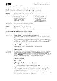 Sitzung 4/11 vom 29.11.11 - Departement Bau, Umwelt und ...