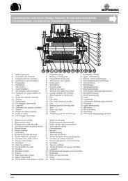 Caratteristiche costruttive / Design features ... - Pawo-Alu