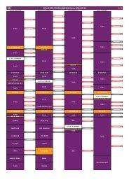 GRILLE DES PROGRAMMES M6 Music SEMAINE 08 - M6 Publicité