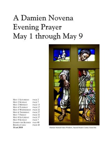 to download a pdf file of the Easter Season Damien ... - Mondoy Music