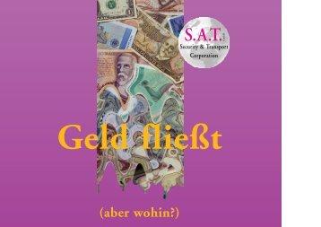Geld- und Werttransporte - SAT Security