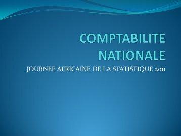 3 124 ko - Institut national de la statistique malgache (INSTAT)