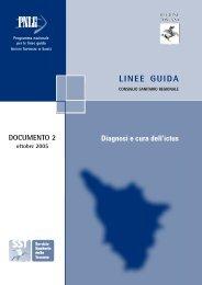 Il documento (versione pdf) - Sistema Nazionale Linee Guida