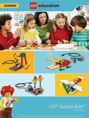 Guia Software LEGO Education WeDo