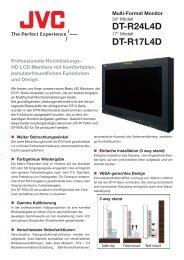 DT-R24L4D DT-R17L4D - Videocation