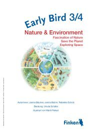 Early Bird – Nature & Environment