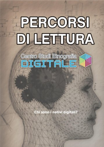 Chi sono i nativi digitali? - Centro Studi Etnografia Digitale Centro ...