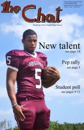 Pep rally Student poll - Pembroke Pines Charter Schools > Home
