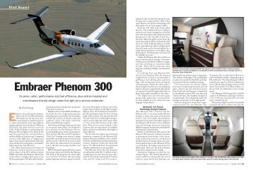Tap here in the digital edition of BCA - Aviation Week