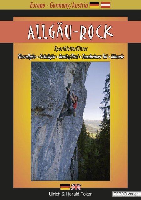 Leseprobe Allgäu-Rock - GEBRO Verlag