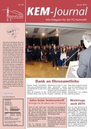 Ausgabe 1/2010 - Stadt Kemnath