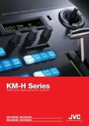 KM-H Series - Videocation
