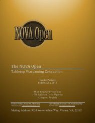 The NOVA Open