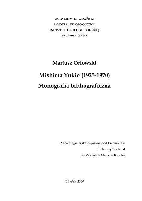 Monografia Bibliograficzna Wiedza I Edukacja