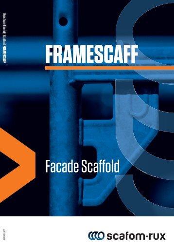 Facade Scaffold - Scafom