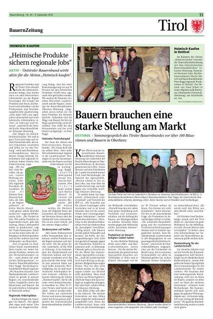 Waltendorf er sucht sie markt: Treffen in altach