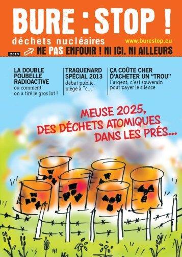Bure : STOP ! 2013 v5 - Sortir du nucléaire