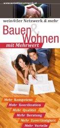 PDF: wein4tler netzwerk & mehr