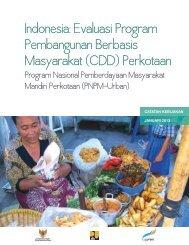 Evaluasi Program Pembangunan Berbasis Masyarakat - psflibrary.org