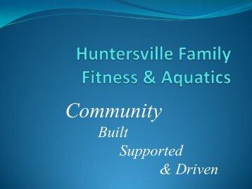HFFA - Town of Huntersville