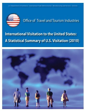 International Visitation to the United States - Office of Travel and ...