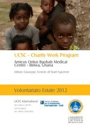 Ghana - UCSC International