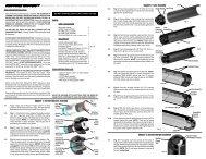 54/852-1706W Instructions - AeroTech