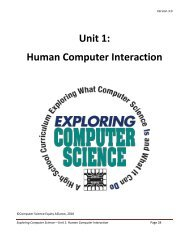 Unit 1 - Buffalo State College