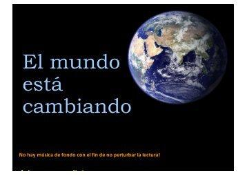 El mundo esta cambiando.pdf - Wikiblues.net