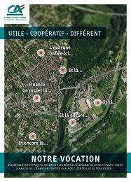 utile - cooperatif - Crédit Agricole Loire Haute Loire