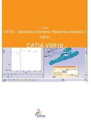 CATIA - Generative Dynamic Response Analysis 2 (GDY)
