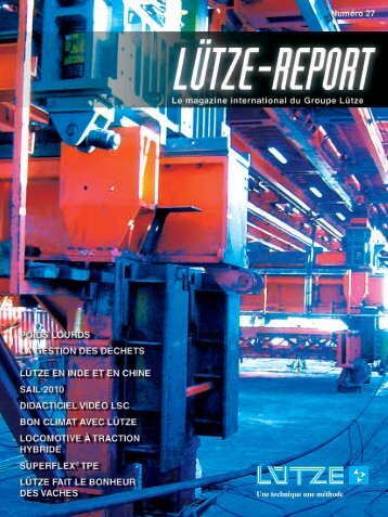 téléchargement - Lutze, Inc.