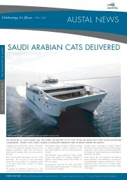 Austal News - Issue 2 2008 - Austal Ships