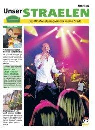 """MÄRZ 2012 Konzert von """"High Fidelity"""" in der Stadthalle - RP Online"""
