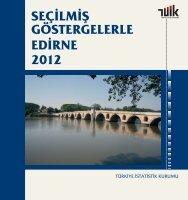EDİRNE - Türkiye İstatistik Kurumu