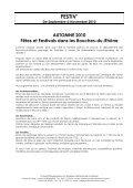 Festivl - Accueil - Bouches du Rhône - Page 2