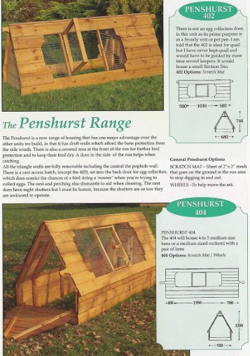 PENSHURST 402 - Taylors Garden Buildings